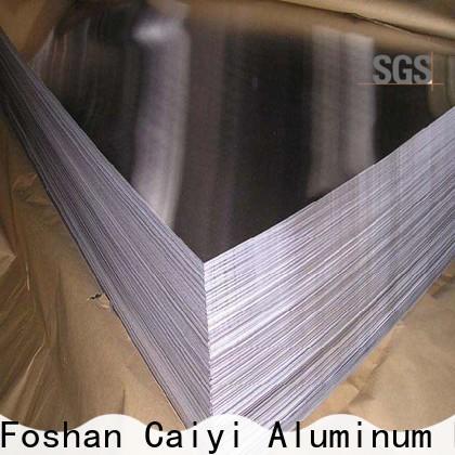 cheap aluminium alloy sheet export worldwide