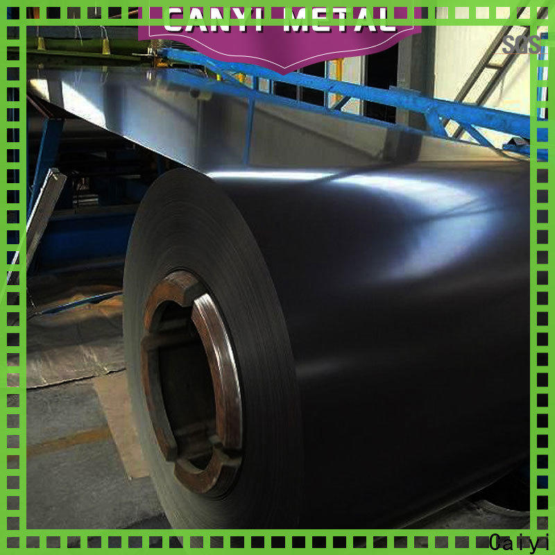 Caiyi aluminum panel sheet quick transaction for gutters