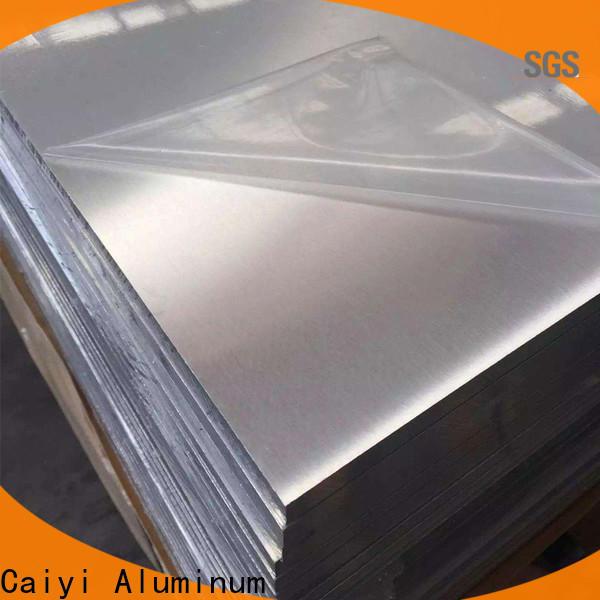 waterproof aluminum 6061 t651 factory for electronics