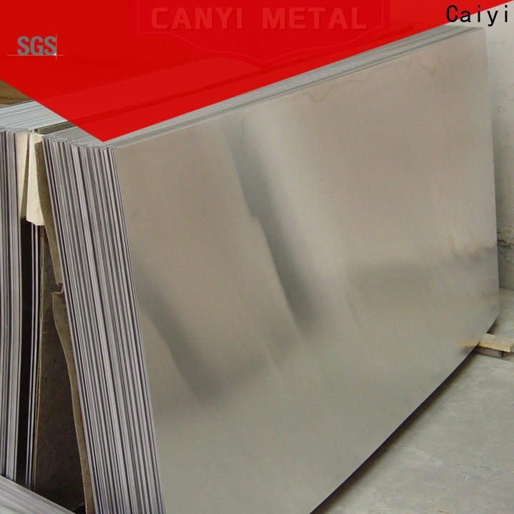 polished 3003 aluminum plate wholesale for gutters