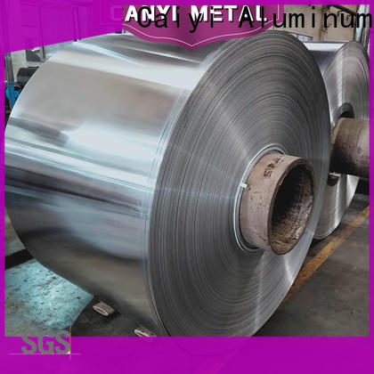 standardized 5052 aluminum one-stop services for metal parts