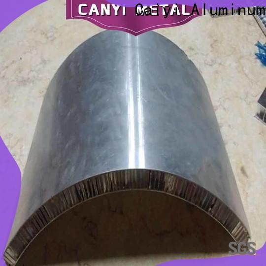 Caiyi custom aluminum honeycomb factory for furniture