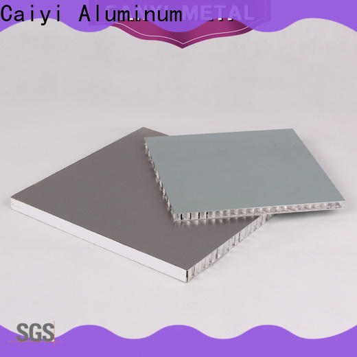 endurable aluminum honeycomb panels supplier for outdoor ceiling