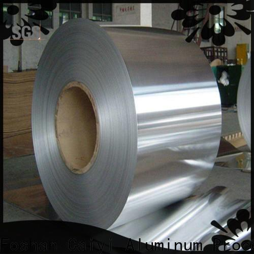 Caiyi high quality aluminium alloy sheet quick transaction for stoppers