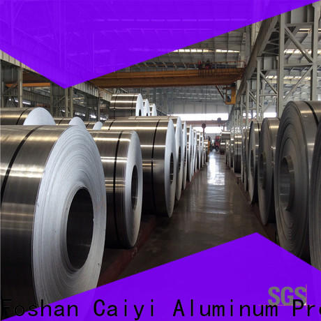 Caiyi home depot aluminum wholesale for industry