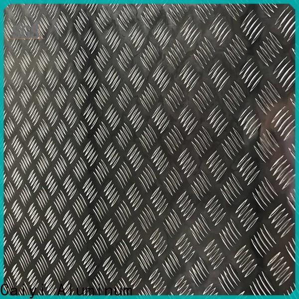Caiyi famous buy aluminium sheet customization for reflectors