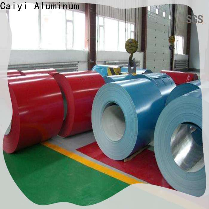 Caiyi 3000 series aluminum wholesale for gutters
