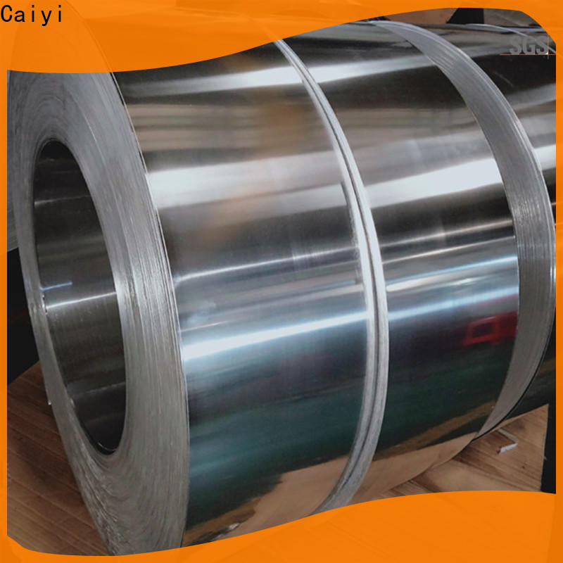 Caiyi embossed aluminium alloy sheet quick transaction