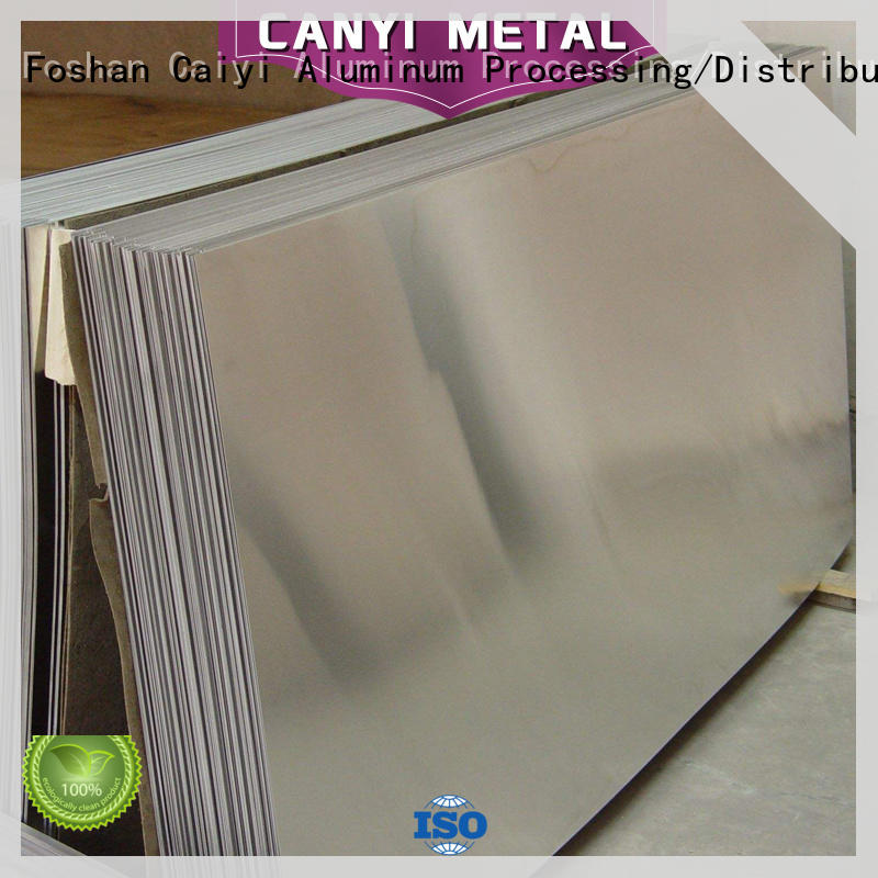 Caiyi low 3003 h14 aluminum manufacturer for industry