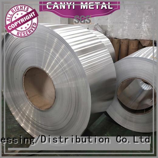 Caiyi aluminum 6000 series aluminum supplier for industry