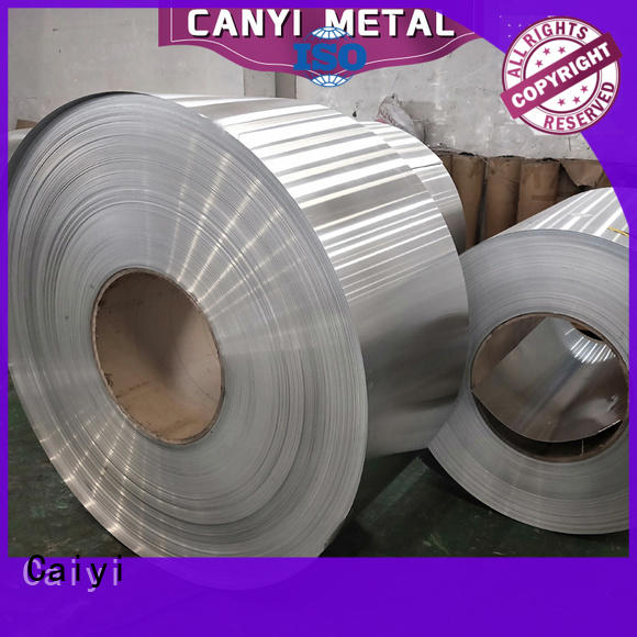 Caiyi series 6061 aluminum factory