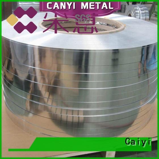 Caiyi aluminum plate for sale one-stop services for oil pipes