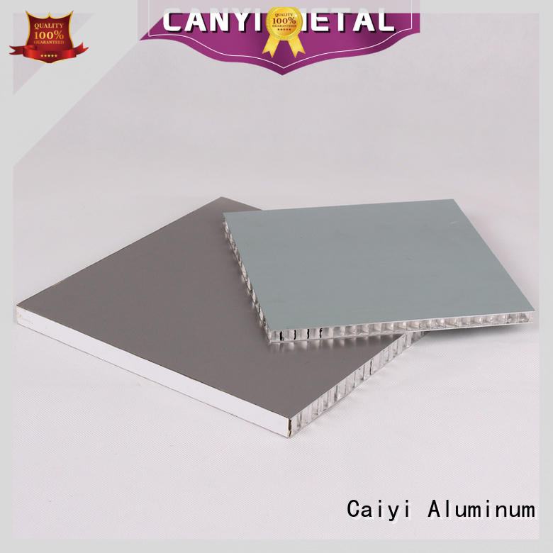 Caiyi best Aluminum Honeycomb Plate customization for industry
