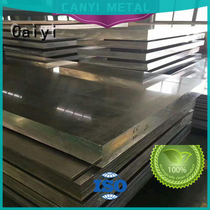 plate 6160 aluminum plate series for industry Caiyi
