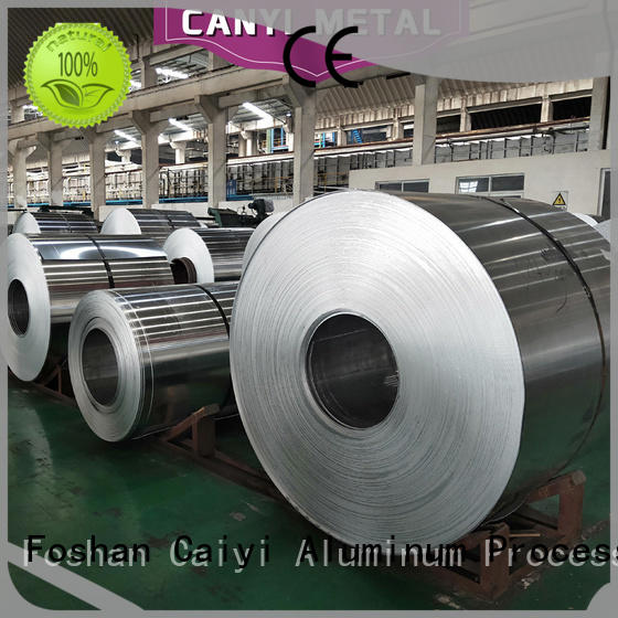 Caiyi low 6061t6 aluminum alloy for factory