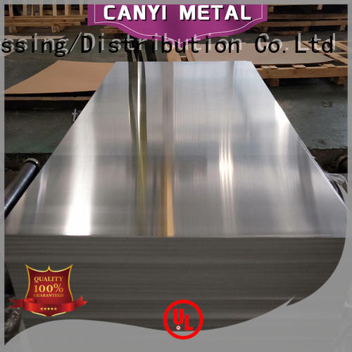 Caiyi various 3003 aluminum plate series for industry