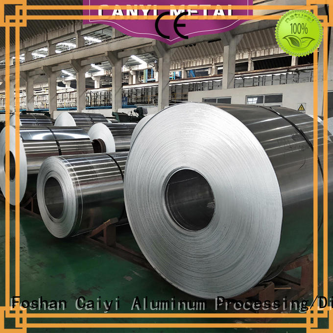 Caiyi professional 6061 aluminum price on a mass scale for SMT