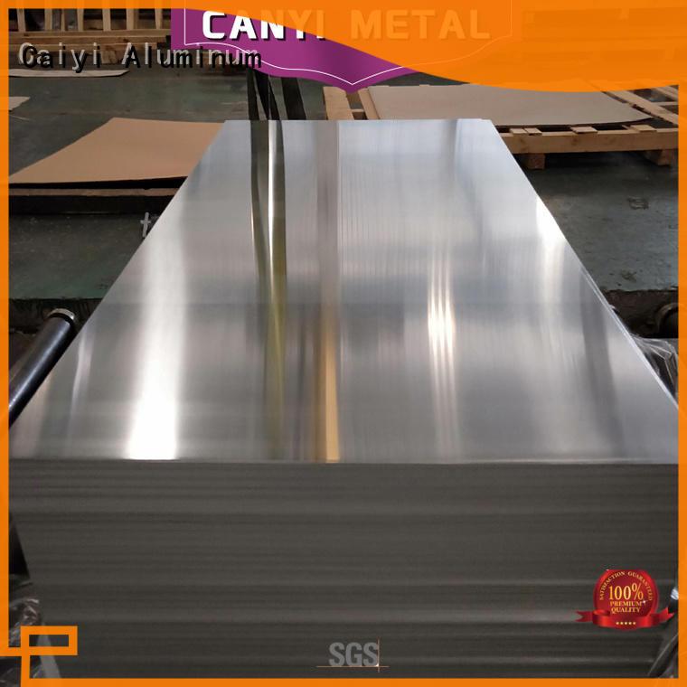fireproof aluminium alloy sheet export worldwide for baffles