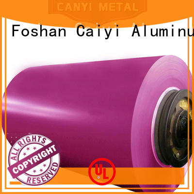 Caiyi cheap 5052 aluminum brand for metal parts