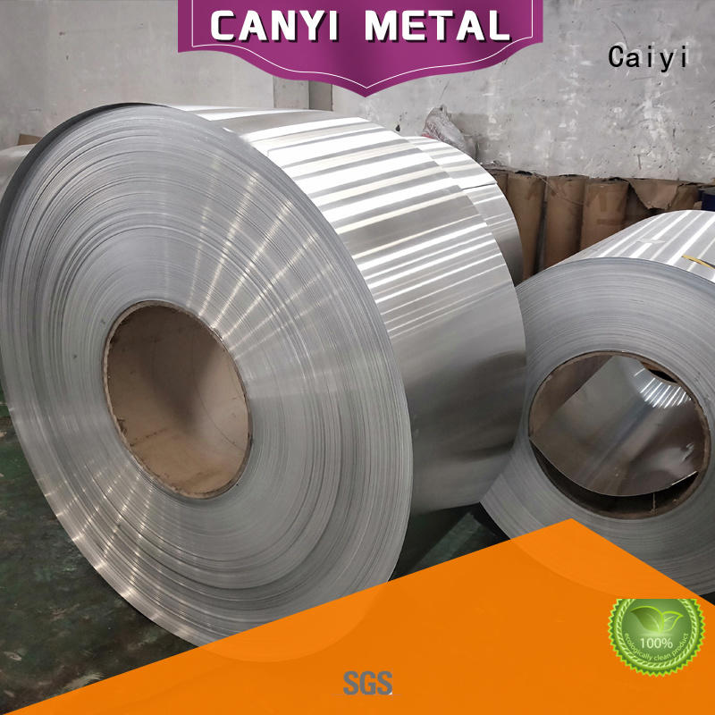 Caiyi sheet 6061 aluminum price customization for factory