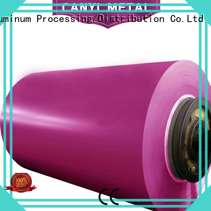 Caiyi 5052 aluminum from China for vehicles