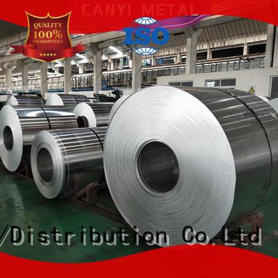 Caiyi best 6061 aluminum manufacturer for electronics