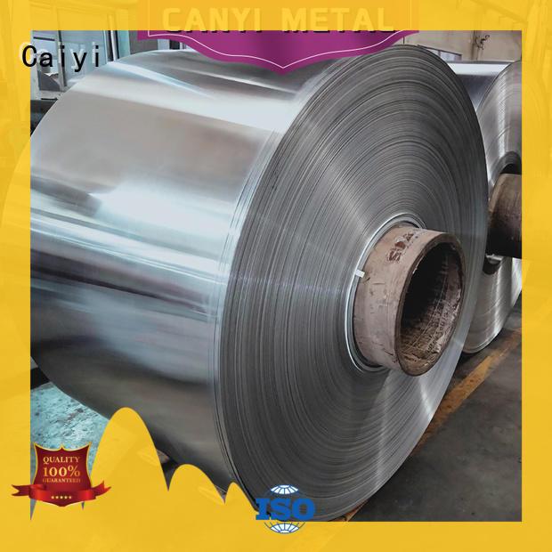 Caiyi aluminum 5052 aluminum supplier for hardware