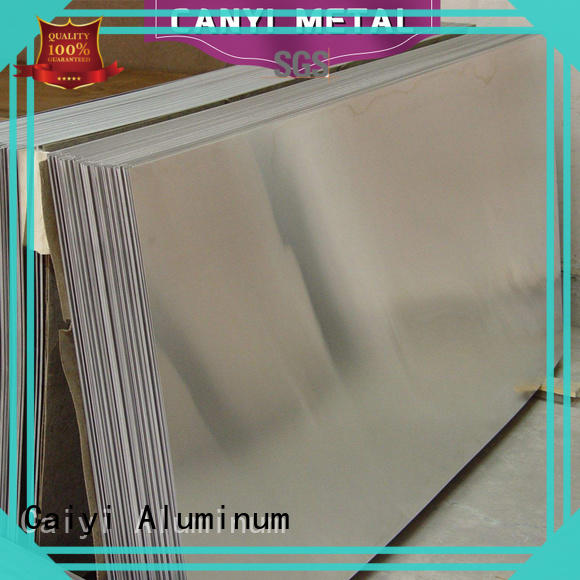 coated 3000 series aluminum supplier for hardware Caiyi