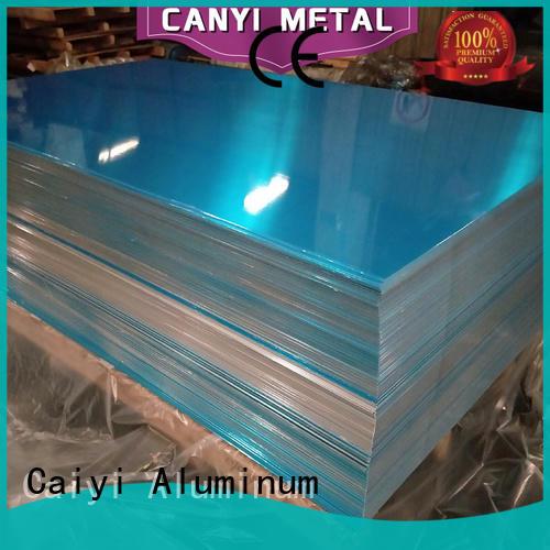 prime 5052 aluminum sheet manufacturer for hardware Caiyi