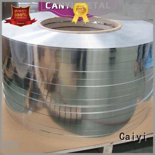 Caiyi high quality 5052 aluminum from China for vehicles