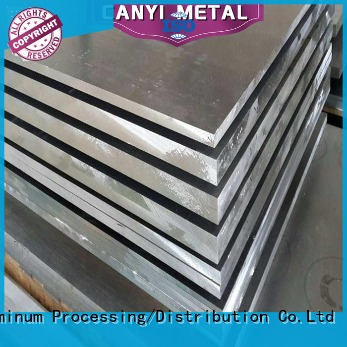 Caiyi series 6000 series aluminum wholesale for hardware
