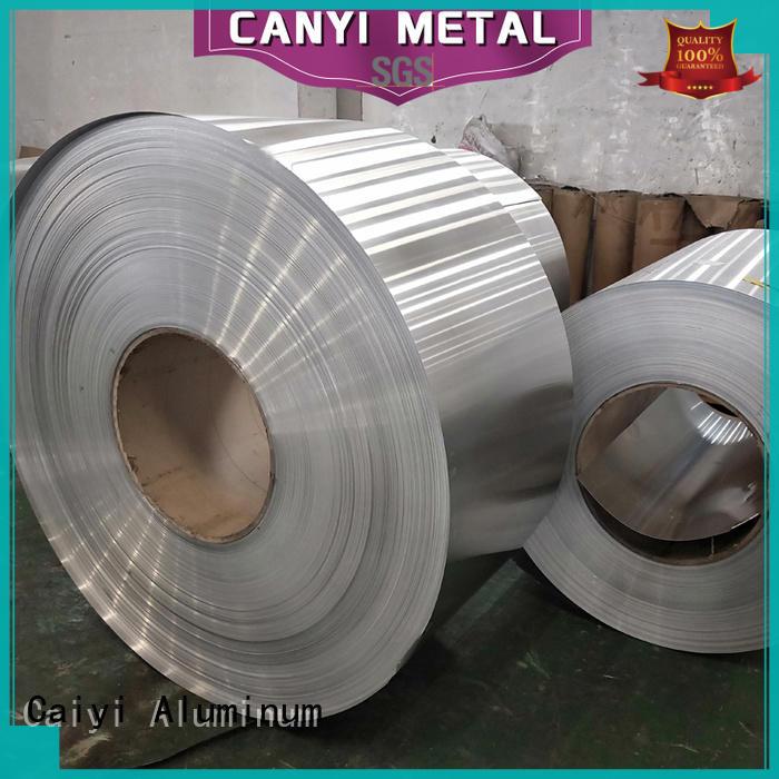 Caiyi series 6061 t6 aluminum sheet series for hardware