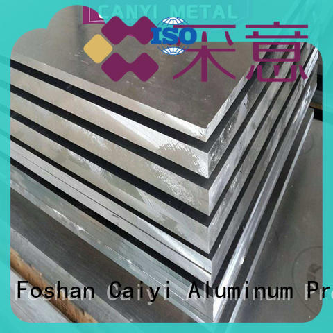 Caiyi best aluminum 6061 t651 factory for mold