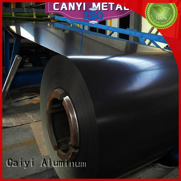 Caiyi aluminum aluminum panel sheet manufacturer for industry