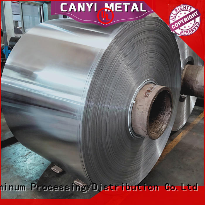 5052 series Prime Quality Aluminum Coil for Trailer and Transformer