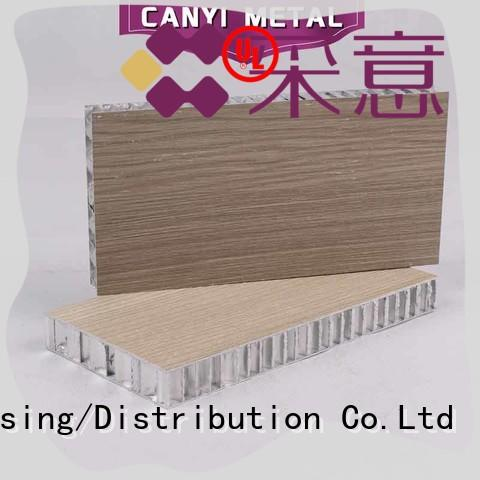 Caiyi best honeycomb sheet supplier for building