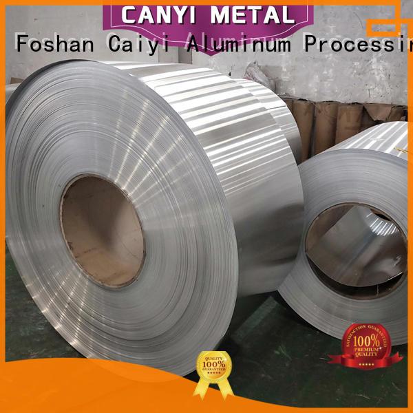 Caiyi low 6061 aluminum manufacturer for hardware
