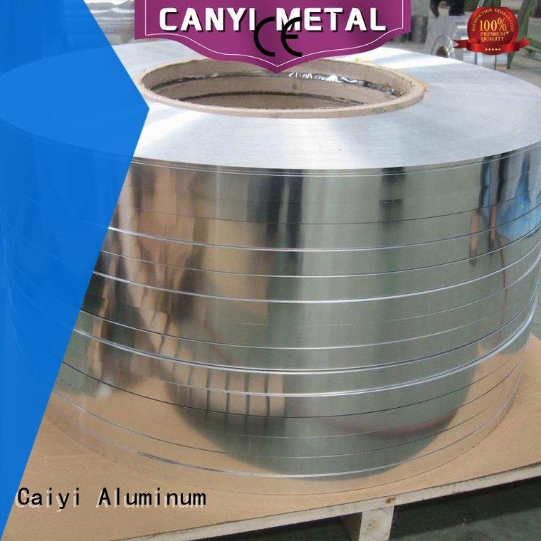 Caiyi 5052 aluminum from China for oil pipes
