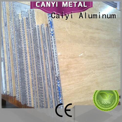 custom aluminum honeycomb best series for curtain wall