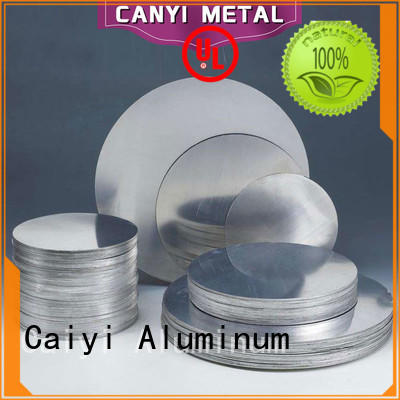 Caiyi high quality aluminum 5052 h32 wholesale for hardware