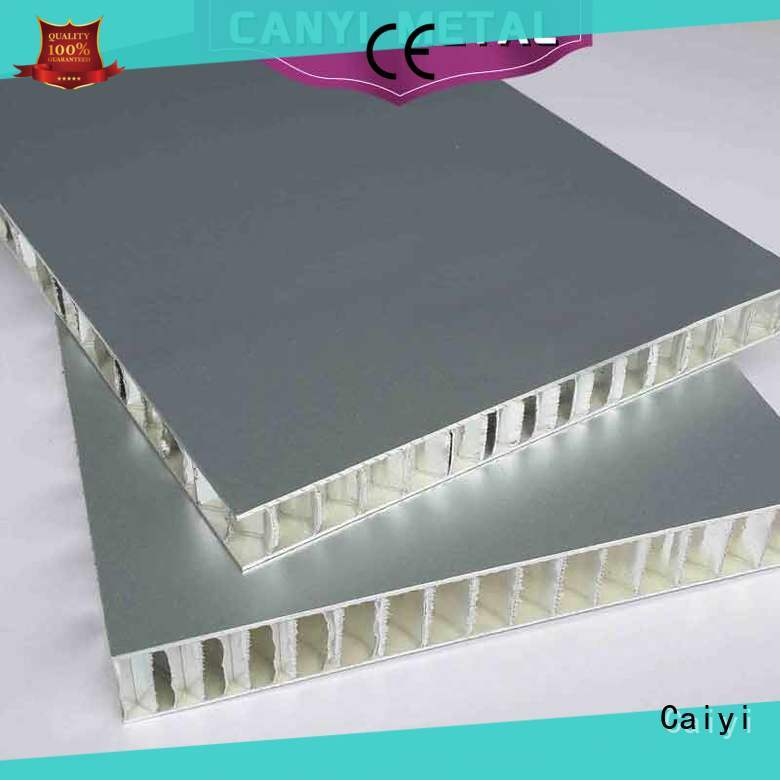 fireproof aluminum honeycomb panels quick delivery for building