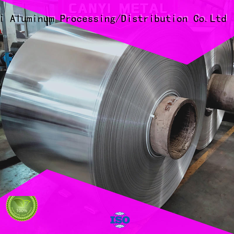Caiyi color 5000 series aluminum transformer for hardware