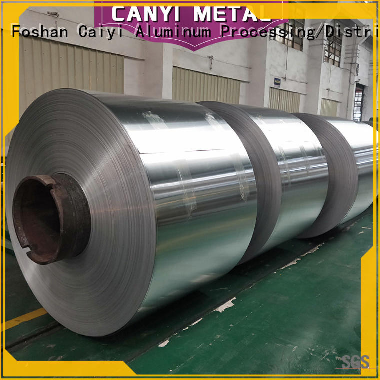 Caiyi new aluminium alloy sheet wholesale for stoppers