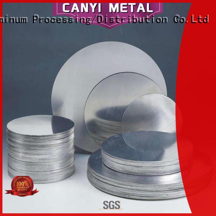 Caiyi cheap 5052 h32 aluminum sheet from China for vehicles