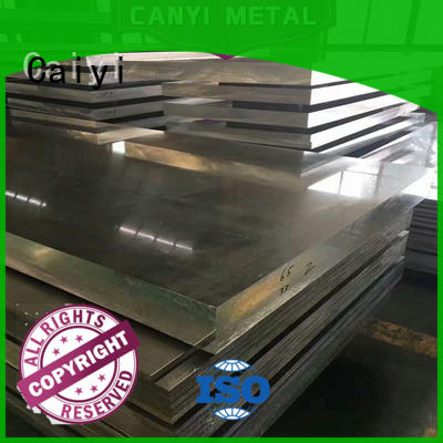 Caiyi 6061t6 aluminum manufacturer for SMT