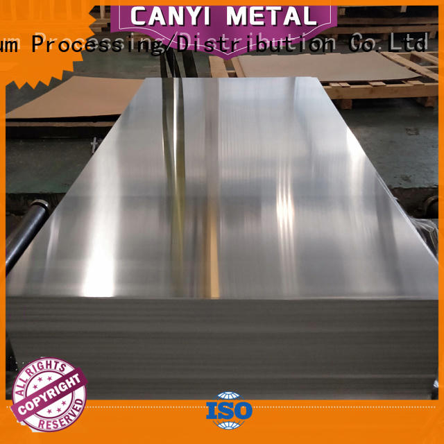 coated 3003 aluminum sheet supplier manufacturer for industry