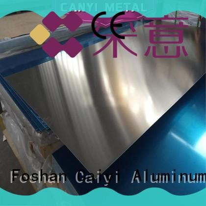 Caiyi aluminum panel sheet wholesale for importer