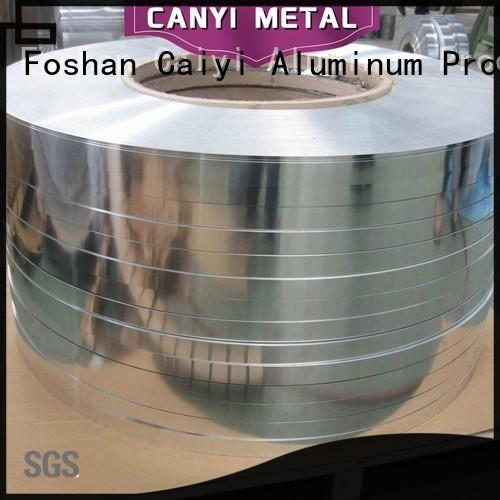 Caiyi 5052 h32 aluminum sheet one-stop services for vehicles