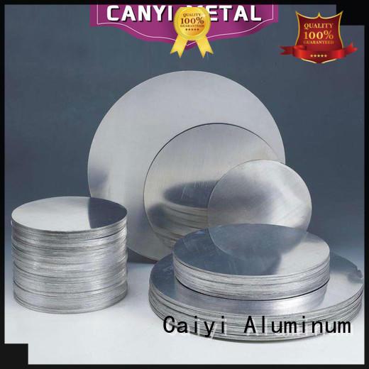 Caiyi Brand various strip aluminum coil thickness sheet supplier