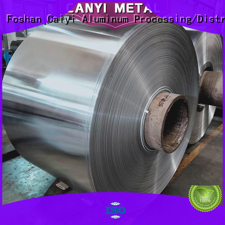 Caiyi hot sale buy aluminum sheet wholesale for oil pipes